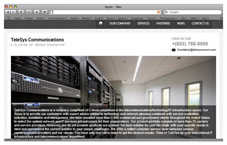TeleSys Communications