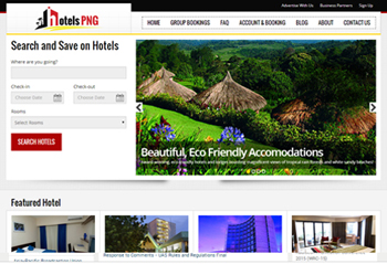 Hotels PNG