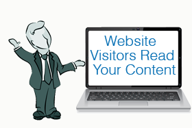 3 Ways To Ensure Website Visitors Read Your Content