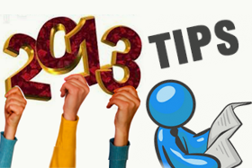 Important Internet Marketing Tips for 2013