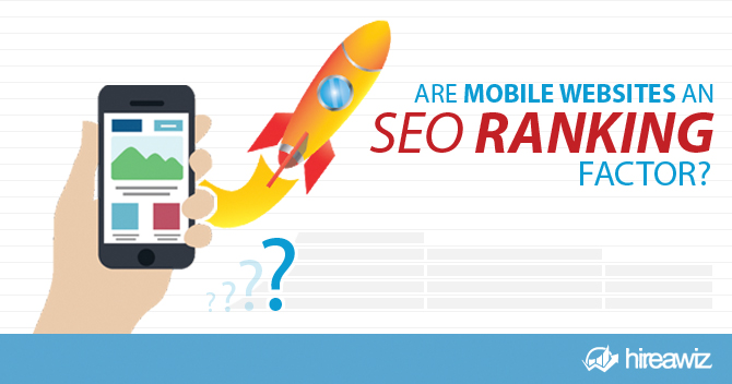 Are Mobile Websites an SEO Ranking Factor?