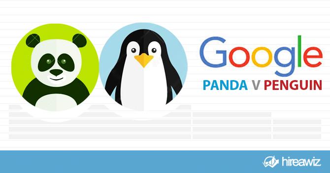 Google's Algorithms Explained: Panda vs. Penguin