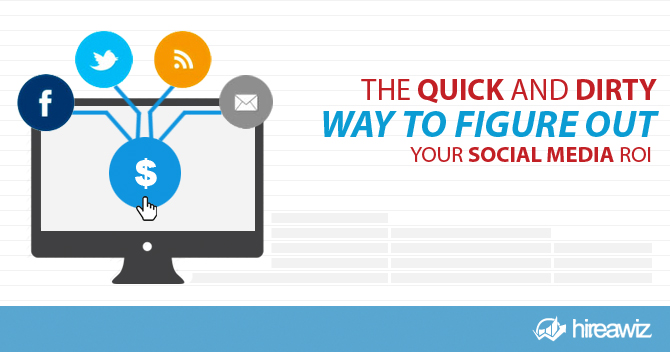 In 5 Easy Steps Discover Your Social Media ROI
