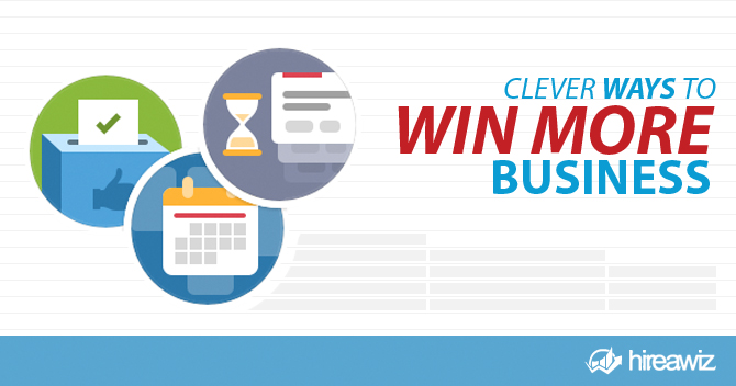 5 Clever Ways to Win More Business