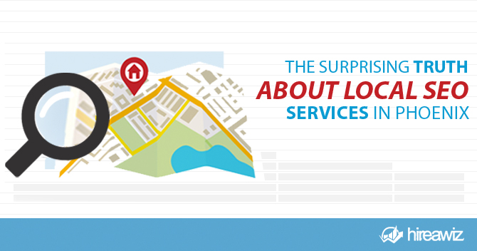 The Surprising Truth About Local SEO Services in Phoenix