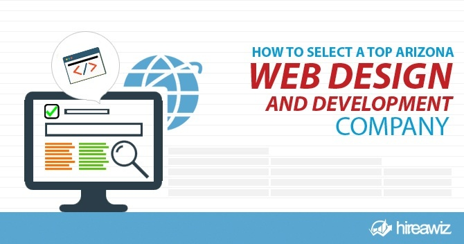 How to Select a Top Arizona Web Design and Development Company