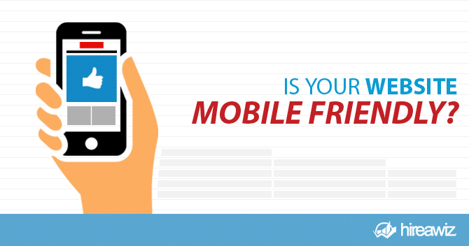 The True Value of Mobile Friendly Websites