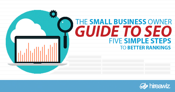 The Business Owner's Guide: 5 Steps for Better Rankings