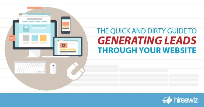 Learn How to Generate More Leads Through Your Website