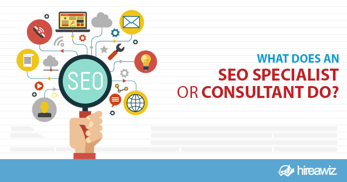 What Does an SEO Specialist/Consultant Do?