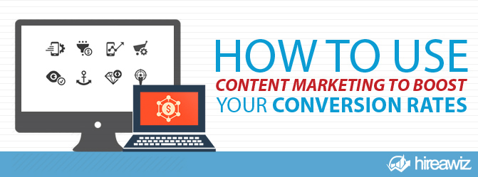 How to Use Content Marketing to Boost Your Conversion Rates