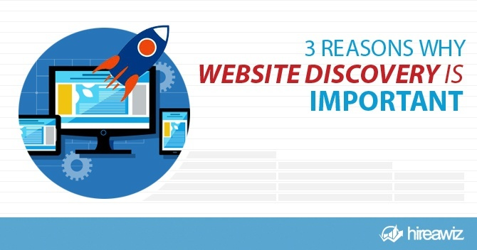 3 Reasons Why Website Discovery Is Important