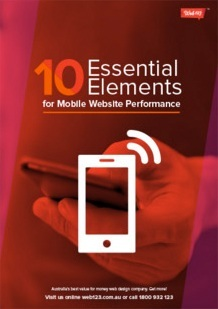 10 Essential Elements For Mobile Website Performance