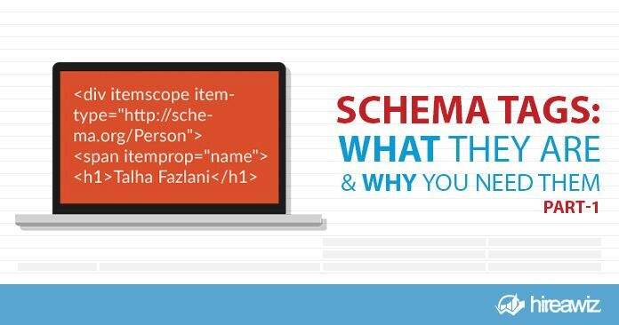 Schema Tags: WHAT they are and WHY you need them (Part 1)
