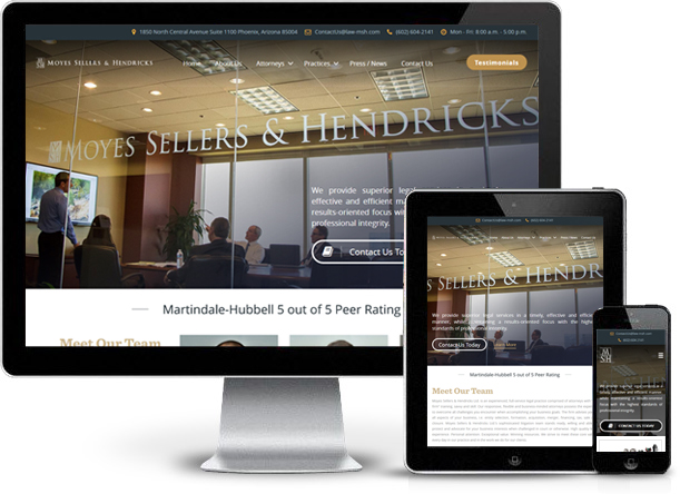 Moyes Sellers & Hendricks